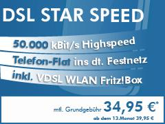 DSL Star Speed